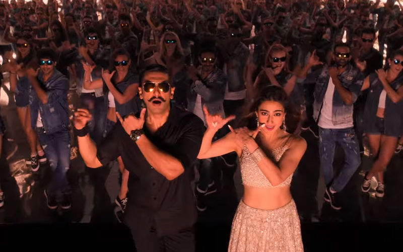 Simmba Song Mera Wala Dance: Get Up And Groove To Ranveer Singh-Sara Ali Khan's Peppy Number