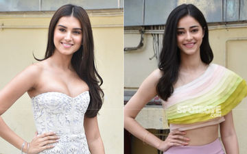 The Girls Of SOTY 2 Have Arrived And Manish Malhotra Is The One To Thank!