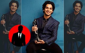 Ishaan Khatter Dedicates His Filmfare Best Debut Award To This Person