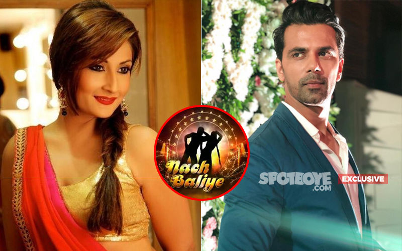 Nach Baliye 9: Ex-Flames Urvashi Dholakia And Anuj Sachdeva To Shake A Leg Together?