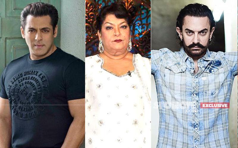 "Andaz Apna Apna Producer Vinay Sinha: ""I Don't Think Saroj Khan Was Partial To Aamir"""