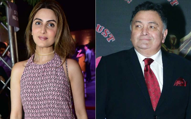 Rishi Kapoor Death Anniversary: Daughter Riddhima Kapoor Sahni Pens An Emotional Note; Shares A Priceless Picture From Childhood With Late Actor
