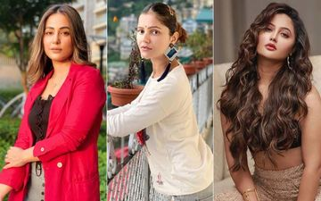 Hottest TV Actresses On Instagram In December 2020: Hina Khan , Rubina Dilaik, Rashami Desai, Devoleena Bhattacharjee, Ankita Lokhande And Others