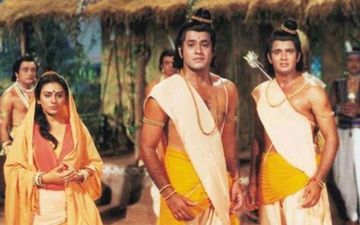 Twitter User Alleges DD Is Streaming Ramayan From Moser Baer DVD Along With Watermark; DD CEO Dismisses, 'Check Your Source'