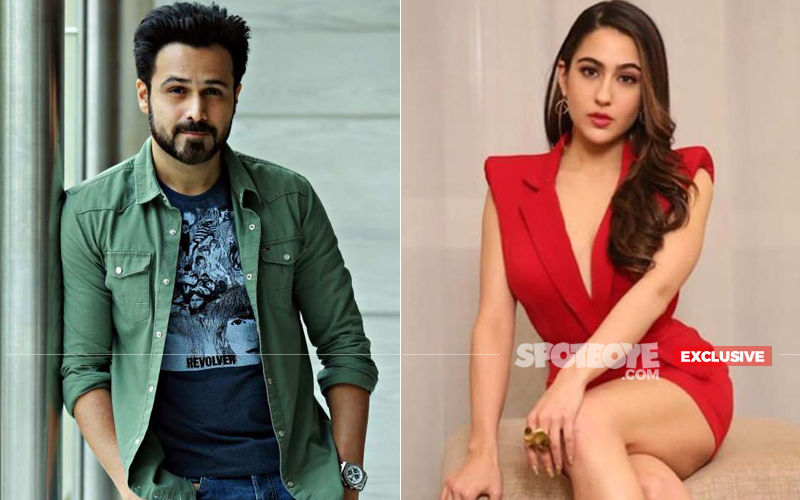Emraan Hashmi: I Would Like To Work With Sara Ali Khan