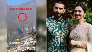 Video Alert: Ranveer Singh Marks A Heroic Entry Through A Seaplane For His Dulhan