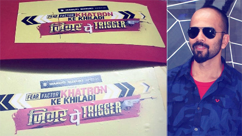 "Khatron Ke Khiladi Logo Out: Rohit Shetty's Reality Show Promises To Keep A ""Trigger On Your Jigar"""