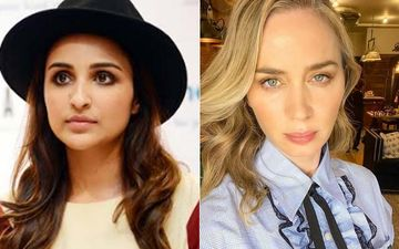 Parineeti Chopra Is A Different Girl On The Train; Actress Did Not Consume Alcohol Like Emily Blunt For Scenes