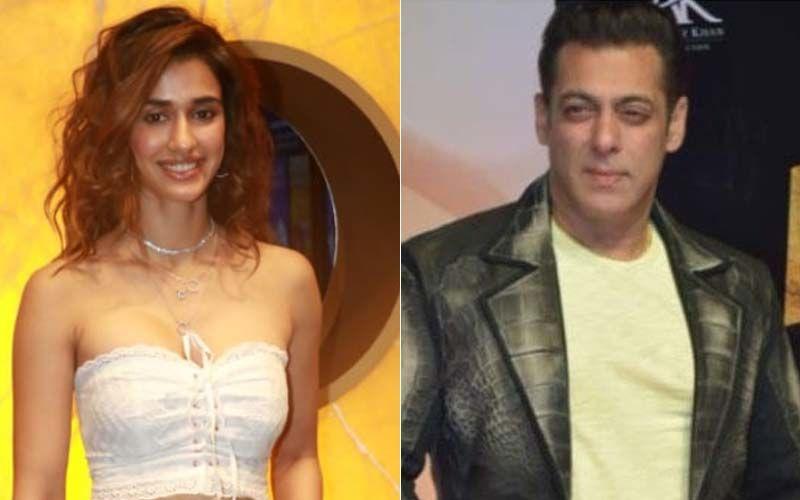 Radhe: Did You Know Using Disha Patani To Do Weightlifting In Seeti Maar Song Was Salman Khan's Idea?