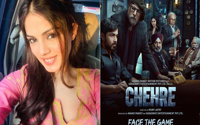 BREAKING: Rhea Chakraborty To Be A Part Of The Chehre Publicity