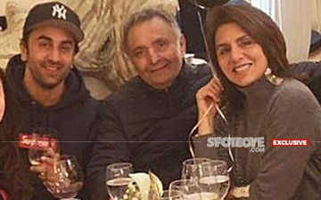 Rishi Kapoor From The US: 'Feeling Better Now, Should Be Back By March-End'