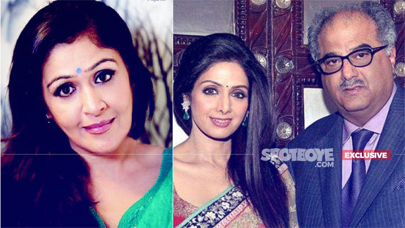 Sridevi Told This To Boney Kapoor About Sujata Kumar, Who Passed Away Last Night
