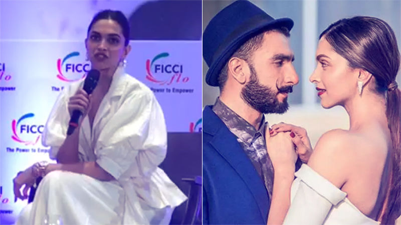 Deepika Padukone Refuses To Talk About Her Forthcoming Marriage With Ranveer Singh– Watch Video
