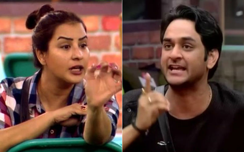"War Is On! Shilpa Shinde Blasts Vikas Gupta, Says ""Har Kutte Ke Din Badalte Hain"""