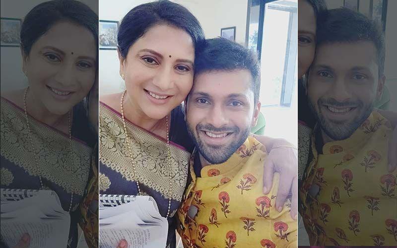 Secret Revealed: Ashutosh Patki To Play Nivedita's Son In Aggabai Sasubai