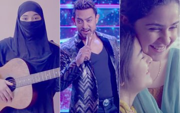 Secret Superstar Trailer: Creepy Aamir Khan & Ambitious Zaira Wasim Make For A Hit Combo