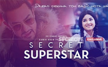 Box-Office, Day One: Secret Superstar Collects Rs 4.25 Crore And The Word Of Mouth Is Tremendous