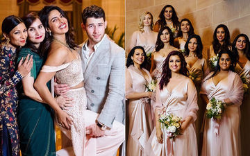 See Priyanka Chopra's Unseen Wedding Pictures Inside!