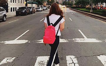 Seen Alia Bhatt's Red Balenciaga Backpack? It's Price Tag Could Sponsor A Mini-Vacation