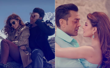 Selfish From Race 3: Jacqueline Fernandez Romancing Salman Khan & Bobby Deol Will Set Your Pulse Racing
