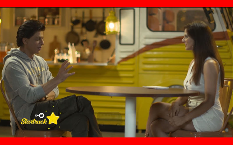 9XM Startruck With Shah Rukh Khan: Superstar Spills The Beans On His Favourite Food