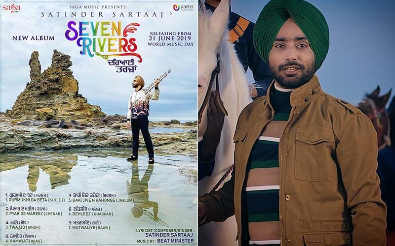 Dehleez: Satinder Sartaaj To Come Up With The Last Song Of His Album 'Seven Rivers'; Check Out The Release Date