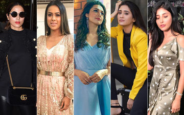 BEST DRESSED & WORST DRESSED Of The Week: Hina Khan, Nia Sharma, Divyanka Tripathi, Shivangi Joshi Or Harshhita Gaur?