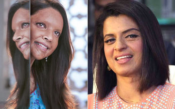Chhapaak First Look: Kangana's Sister And Acid Attack Survivor Rangoli Praises Deepika Padukone