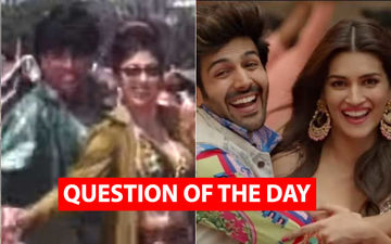 Which Poster Lagwa Do Version Is Better- Original Aflatoon Or Revamped Luka Chuppi?