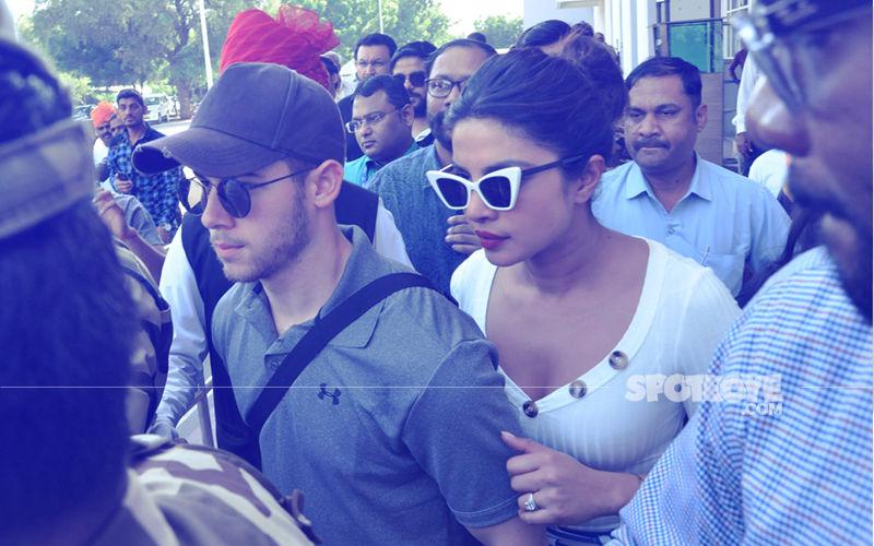Priyanka Chopra-Nick Jonas At Umaid Bhawan, Jodhpur: Finalising Destination Wedding Venue, Are We?