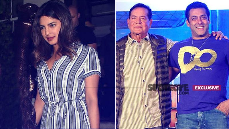 """""""Salman Not Upset With Priyanka, Koi Bhi Aa Jayega Uski Jagah Par,"""" Says Salim Khan on Bharat Controversy"""