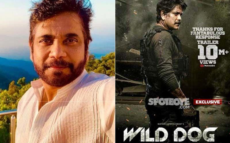 Nagarjuna: Wild Dog Belongs On The Big Screen - EXCLUSIVE