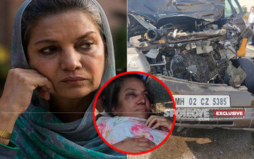 Shabana Azmi Car Accident: 'She Has Injured Her Neck, We Are Rushing Her For A CT Scan And Ultrasonography', Say MGM Hospital Officials- EXCLUSIVE