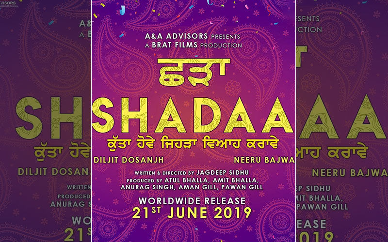 Shadaa: Dijit Dosanjh And Neeru Bajwa's Shoot Comes To An End