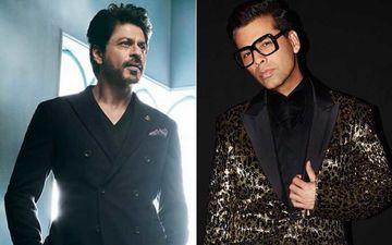 "Shah Rukh Khan's Witty Counter To Karan Johar 'LIKING' A Tweet Slamming The Superstar: ""He Has Fat Fingers"""