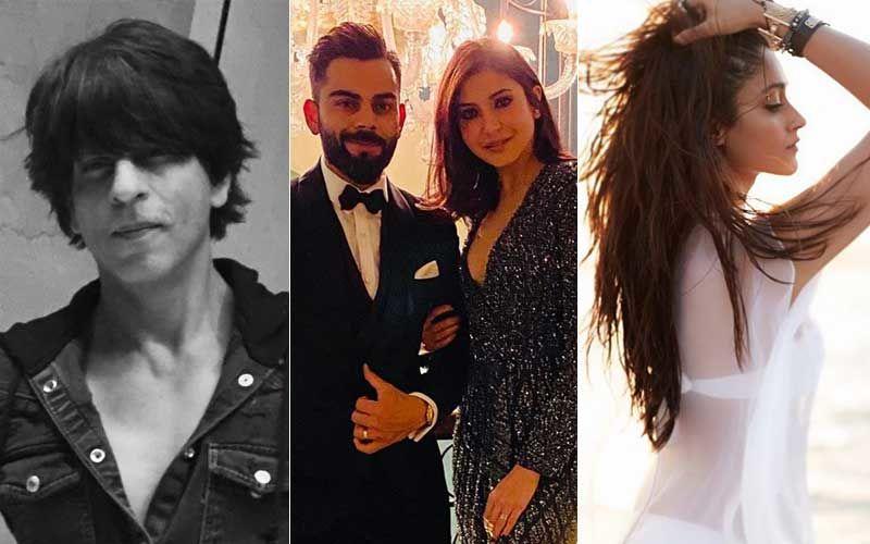 New Year 2020: Virat-Anushka, Shah Rukh Khan, Ileana D'Cruz, Big B, Anil Kapoor Wish Their Fans