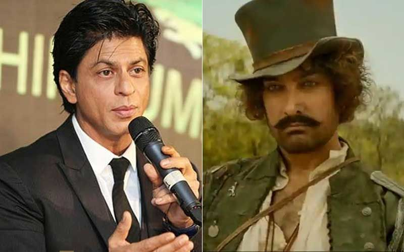 "Shah Rukh Khan Defends Aamir Khan's Thugs Of Hindostan: ""People Have Been A Little Too Harsh"""