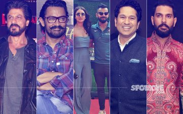 BAND, BAAJA, BARAAT: Shah Rukh Khan, Aamir Khan, Sachin Tendulkar & Yuvraj Singh On Virat-Anushka's Guest List
