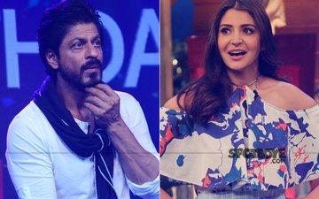 Shah Rukh Khan Wants To Report Anushka Sharma For Stalking Him!