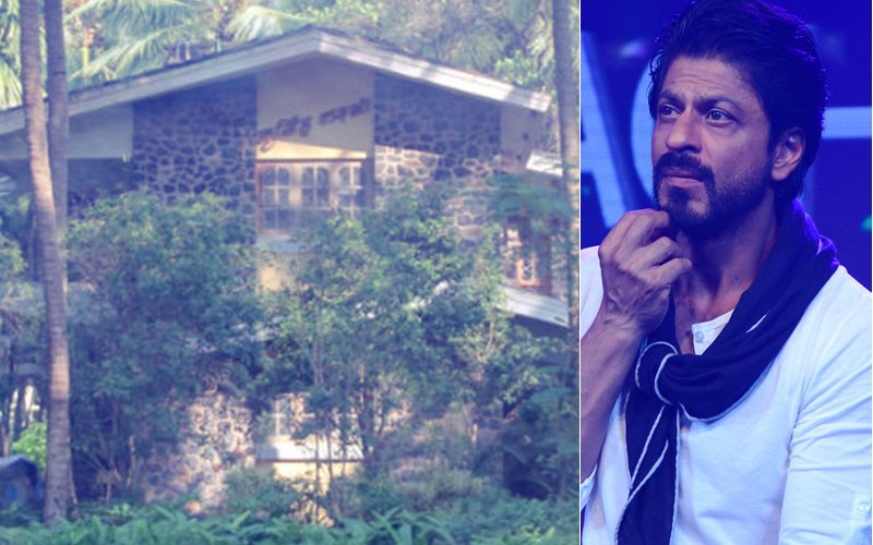 Shah Rukh Khan's Alibaug Farmhouse Attached By Income Tax Department