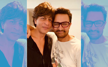 Shah Rukh Khan And Aamir Khan In One Frame: Zero's Bauua Singh Gets A Hug From The Thug