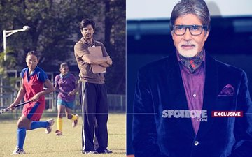 What Shah Rukh Khan Did In Hockey, Amitabh Bachchan Will Do In Football