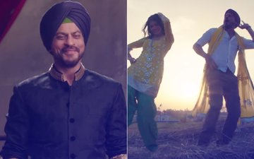 Check Out Shah Rukh Khan's Dashing Turbaned Look In Jab Harry Met Sejal's New Song Butterfly