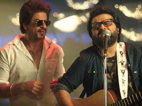 shah rukh khan and pritam croon to safar