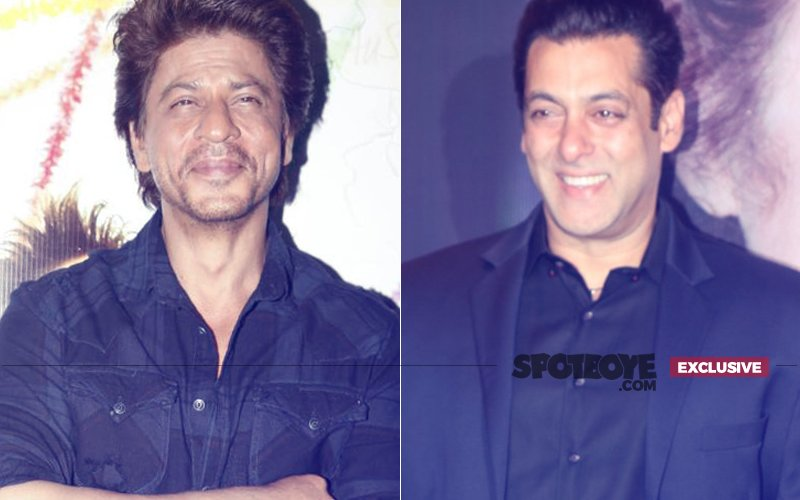 Guess What Shah Rukh Khan & Salman Khan Did After Baba Siddique's Iftar Party?