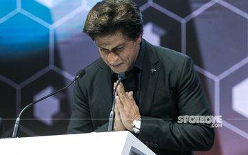 Shah Rukh Khan Honoured At The World Economic Forum In Davos