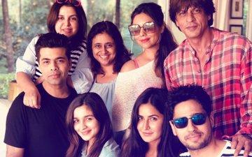 INSIDE PICS From Shah Rukh Khan's Birthday Bash