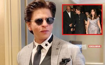 Shah Rukh Khan Bumps Into His Former Bodyguard Yaseen And This Is What Happened Next!- EXCLUSIVE