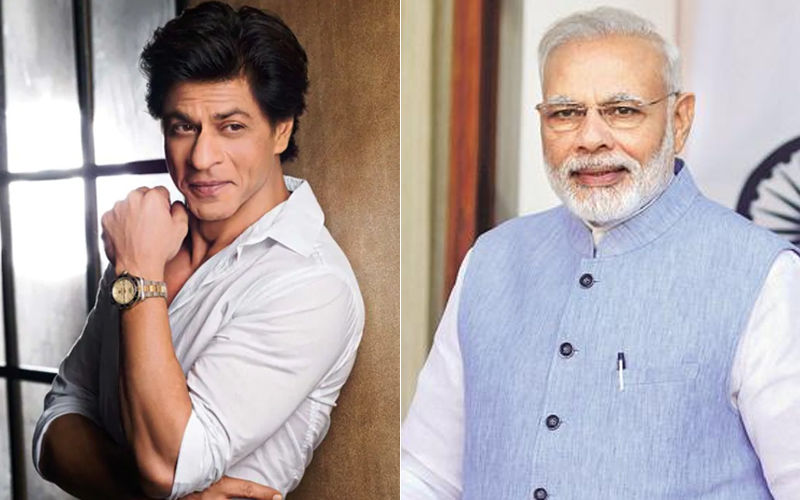 "Shah Rukh Khan Congratulates PM Modi On His Big Election Win, Says, ""We Have Chosen An Establishment With Great Clarity"""