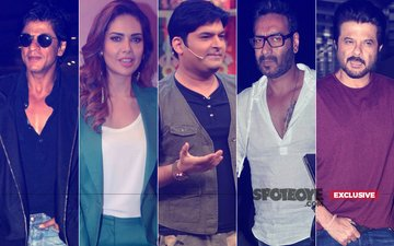 Kapil Sharma Sends SRK, Ileana, Esha, Ajay, Anil BACK HOME. Why Is Sony Turning A BLIND EYE?